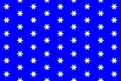 Textuur van grote witte sneeuwvlokken royalty-vrije stock afbeelding