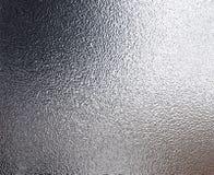 Textuur van het de folie de glanzende metaal van het tin   Stock Afbeeldingen