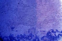 Textuur van het de muurcement van Proton de purpere Grunge, pleisterachtergrond royalty-vrije stock foto's