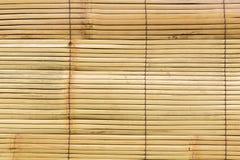 Textuur van het durty bamboegordijn royalty-vrije stock foto