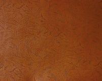 Textuur van het Grunge de abstracte leer Royalty-vrije Stock Foto's