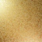 Textuur van het Grunge de Goud Geslagen Metaal royalty-vrije stock fotografie