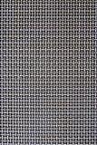 Textuur van het metaalnet Stock Afbeeldingen