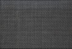 Textuur van het metaalnetwerk Stock Afbeelding