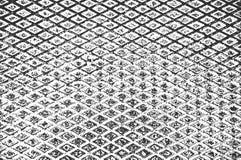 Textuur van het nood de oude geroeste metaal stock illustratie
