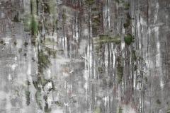Textuur van het ontwerp de slordige geschilderde natuurlijke houten paneel - aardige abstracte fotoachtergrond stock fotografie