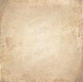 Textuur van het oude document Stock Foto