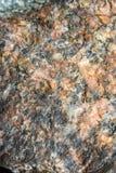 Textuur van het steenclose-up macadam Graniet stock foto