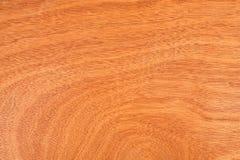 Textuur van het vernisje de houten paneel, de bruine raad van triplex houten formica Royalty-vrije Stock Foto