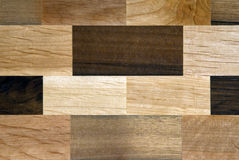 Textuur van hout Stock Foto