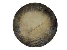 Textuur van houten cirkel Stock Fotografie