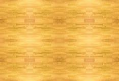 Textuur van houten de vloerpatroon van het Esdoornbasketbal zoals die hierboven wordt bekeken van Stock Afbeeldingen