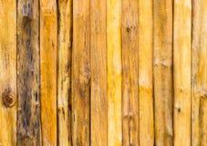 Textuur van houten muur Stock Fotografie