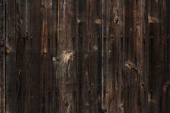 Textuur van houten muur Stock Afbeelding