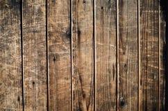 Textuur van houten muur Stock Foto's