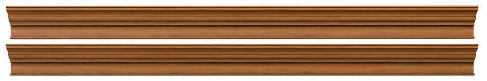 Textuur van houten panelen als achtergrond stock afbeelding