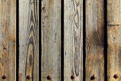Textuur van houten planken Royalty-vrije Stock Afbeelding