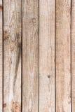Textuur van houten planken in een verticale positie royalty-vrije stock foto's