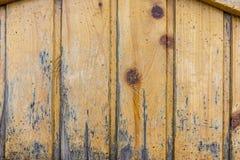 Textuur van houten raad stock foto