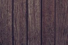 Textuur van houten raad van rode boom Patroon van Californische sequoia Rustieke houten lijst van els De uitstekende kastanjebrui royalty-vrije stock fotografie