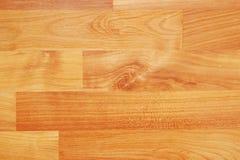 Textuur van houten vloer aan ser Stock Foto