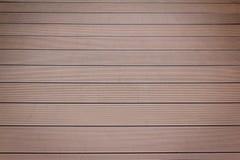 Textuur van houten voetpad Stock Fotografie