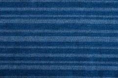 Textuur van jeans Stock Foto's