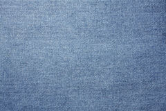 Textuur van jeans. Stock Fotografie