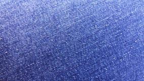 Textuur van jeans Royalty-vrije Stock Fotografie