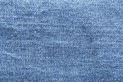 Textuur van jeans als achtergrond royalty-vrije stock foto