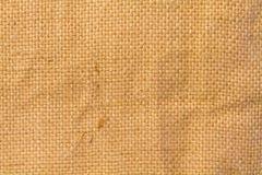 Textuur van jute Stock Afbeelding
