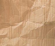Textuur van karton Stock Foto
