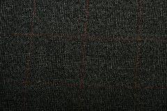 Textuur van katoenen materiaal Royalty-vrije Stock Fotografie
