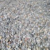 Textuur van kiezelstenen stock foto