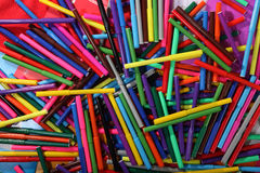 Textuur van kleurentellers Royalty-vrije Stock Foto's