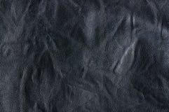 Textuur van leer Stock Afbeeldingen