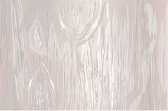 Textuur van lichte houten korst als natuurlijke achtergrond Vector Emp royalty-vrije illustratie