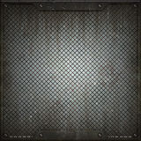 Textuur van metaal Stock Foto's