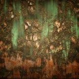 Textuur van metaal. Royalty-vrije Stock Afbeelding