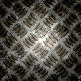 Textuur van metaal. Stock Afbeelding
