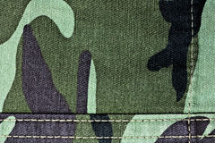 Textuur van militair Stock Foto's