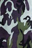 Textuur van militair Stock Afbeeldingen
