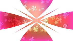Textuur van mooi feestelijk cirkel kosmisch magisch multicolored gekleurd afgelegen helder violet iriserend geschakeerd wervelend royalty-vrije illustratie