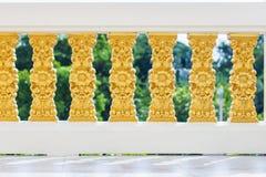 Textuur van omheining Stock Foto's