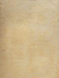 Textuur van oud document Royalty-vrije Stock Foto's