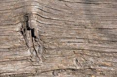 Textuur van oud hout Royalty-vrije Stock Afbeeldingen