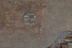 Textuur van oude baksteen en metselwerkmuur stock foto