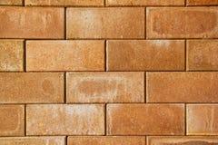 Textuur van oude bakstenen muur Stock Foto