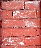 Textuur van oude bakstenen muur Stock Afbeelding