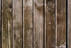 Textuur van oude houten deur Royalty-vrije Stock Afbeeldingen